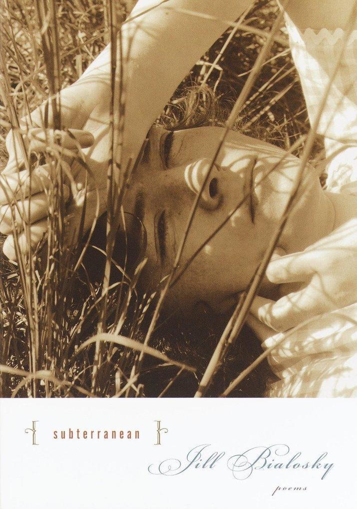 Subterranean: Poems als Taschenbuch