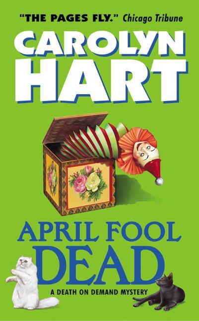 April Fool Dead als Taschenbuch