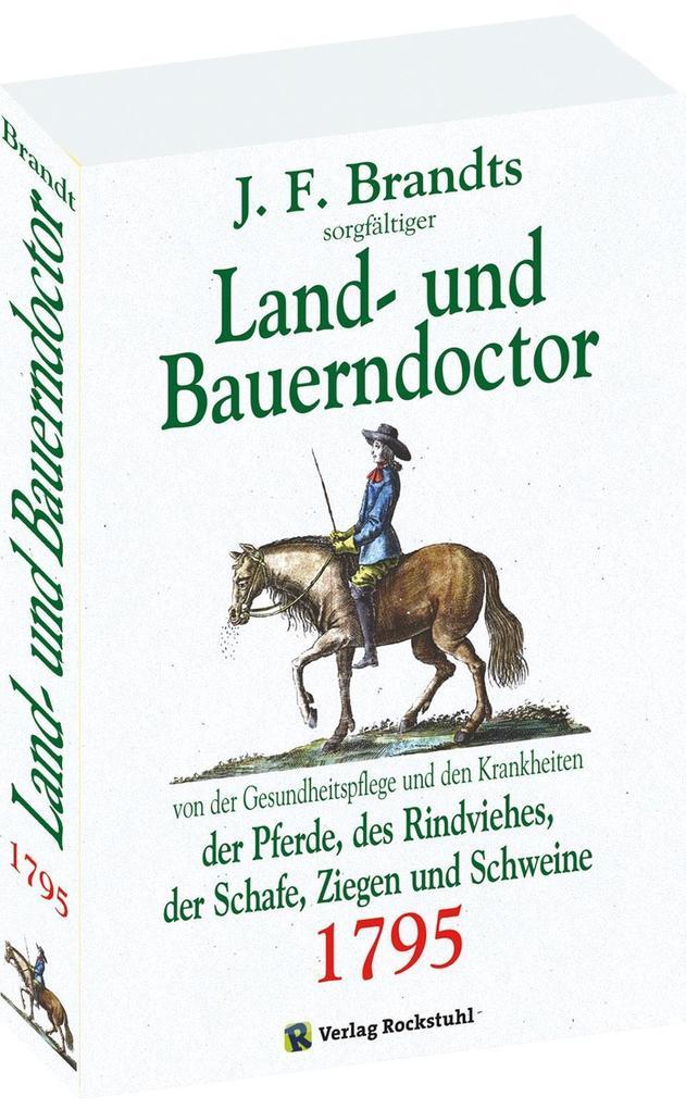 Land- und Bauerndoctor 1795 als Buch