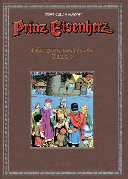 Prinz Eisenherz. Murphy-Jahre / Jahrgang 1983/1984 als Buch