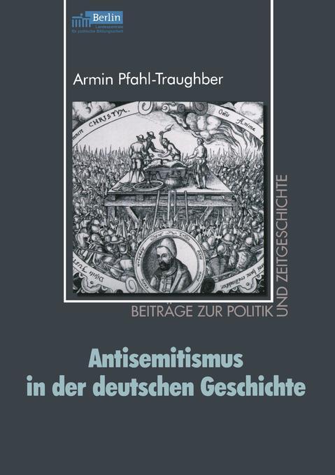 Antisemitismus in der deutschen Geschichte als Buch