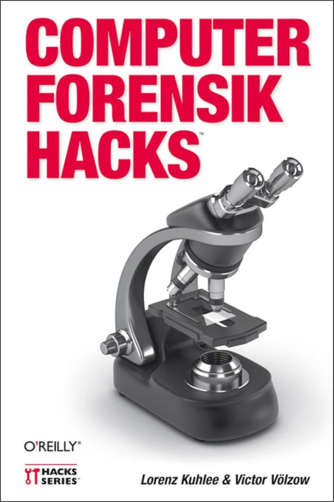 Computer-Forensik Hacks als eBook