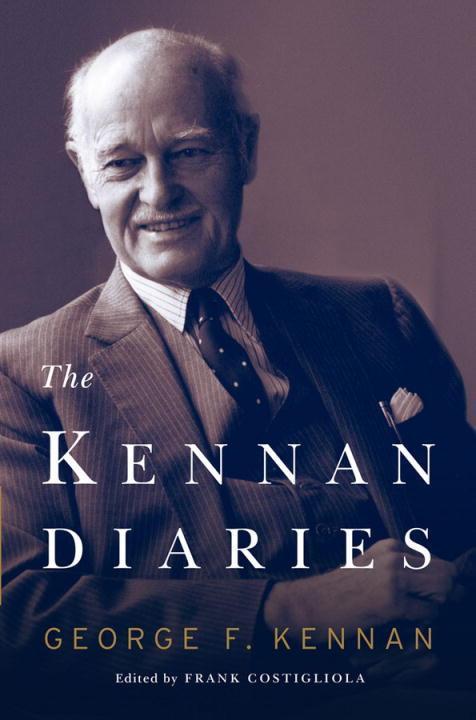 Kennan Diaries als Buch von George F. Kennan