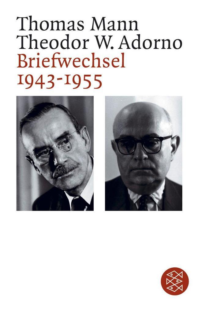 Briefwechsel 1943 - 1955 als Taschenbuch