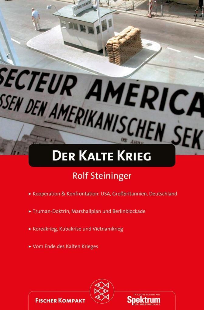 Der Kalte Krieg als Taschenbuch