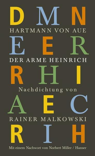 Der arme Heinrich als Buch