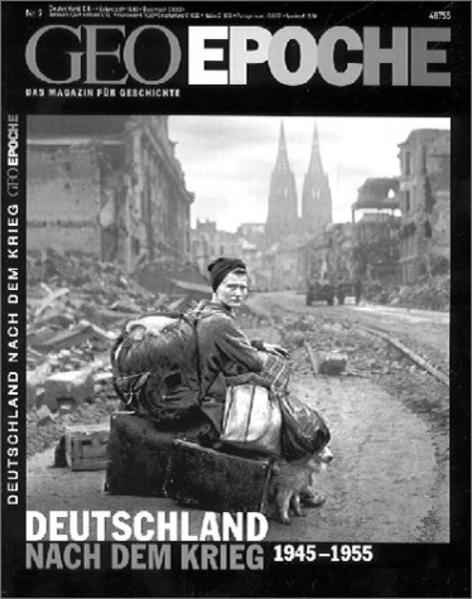 GEO Epoche Deutschland nach dem Krieg als Buch
