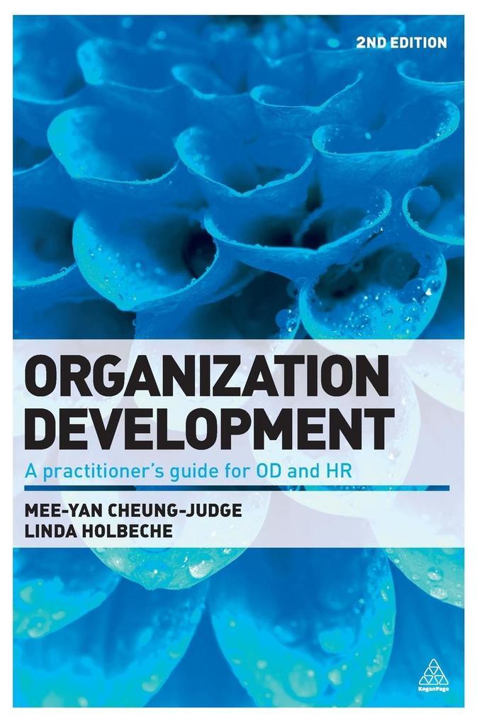 Organization Development als Buch