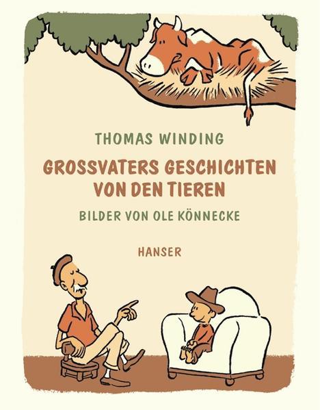 Großvaters Geschichten von den Tieren als Buch