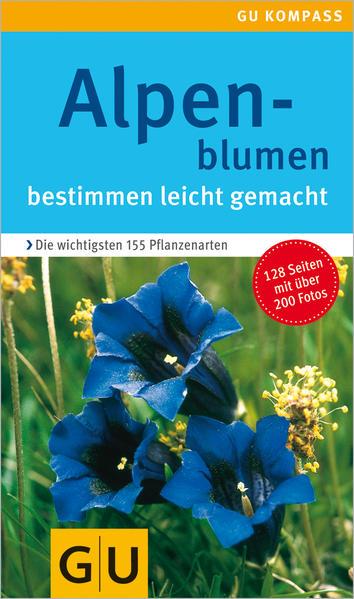 Alpenblumen Kompass als Buch