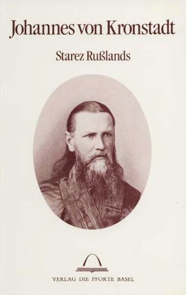 Johannes von Kronstadt als Buch