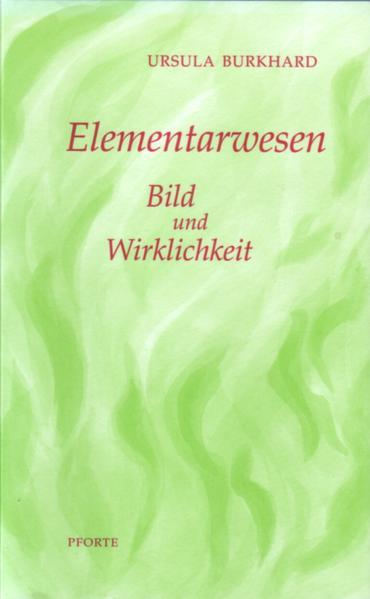 Elementarwesen als Buch