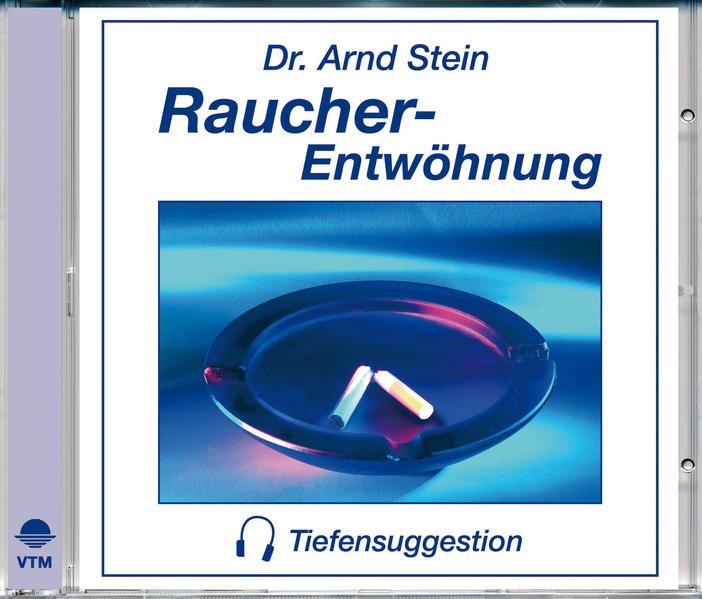 Raucherentwöhnung. Stereo-Tiefensuggestion. CD als Hörbuch