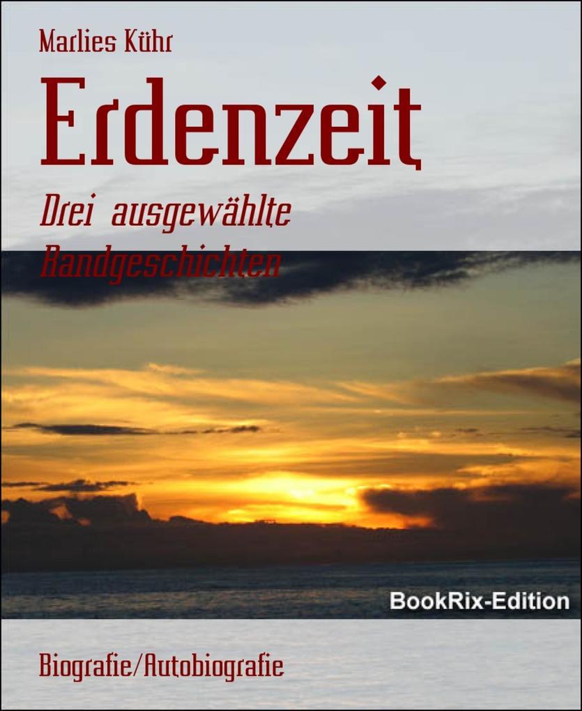 Erdenzeit als eBook