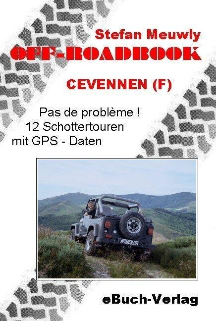 Off-Roadbook-Cevennen (F) als Buch