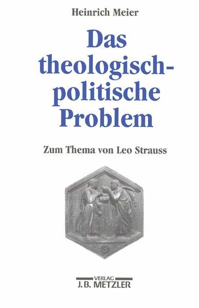 Das theologisch-politische Problem als Buch