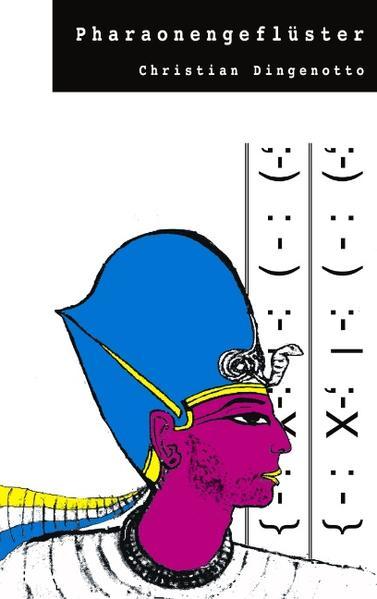 Pharaonengeflüster als Buch
