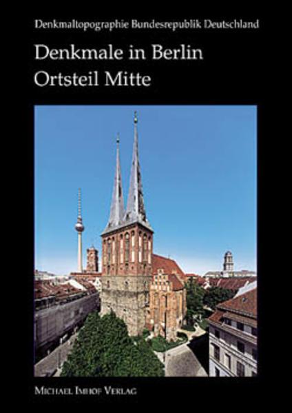 Denkmale in Berlin als Buch