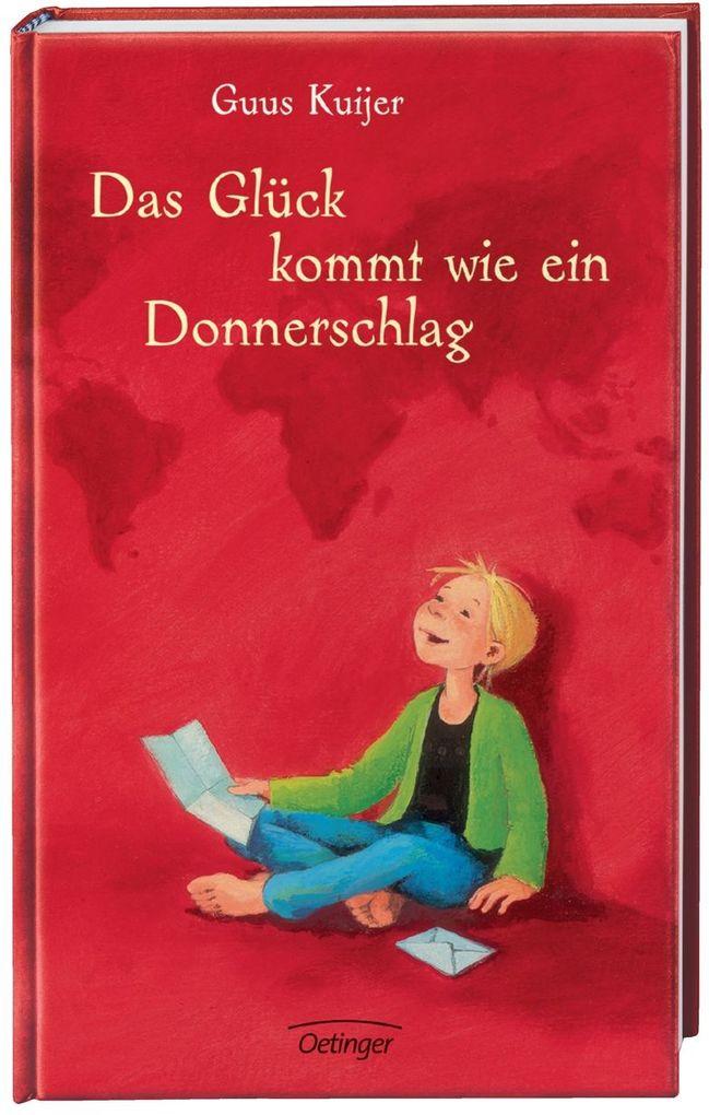 Das Glück kommt wie ein Donnerschlag als Buch