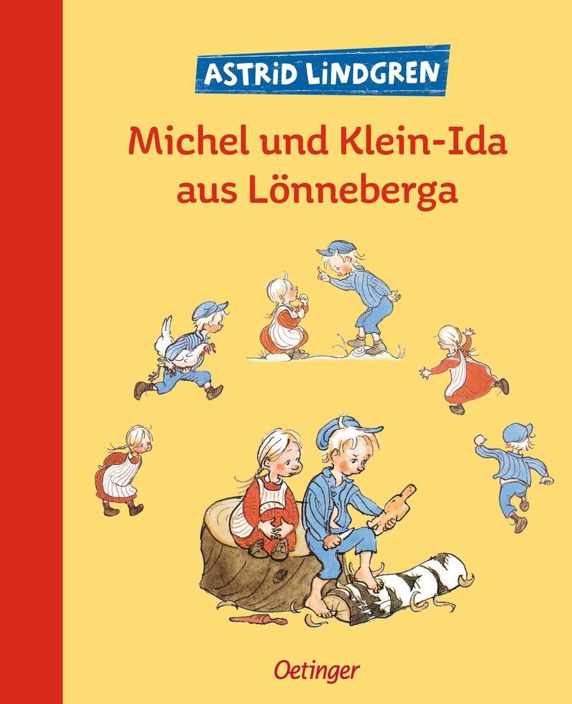 Michel und Klein-Ida aus Lönneberga. Sonderausgabe als Buch