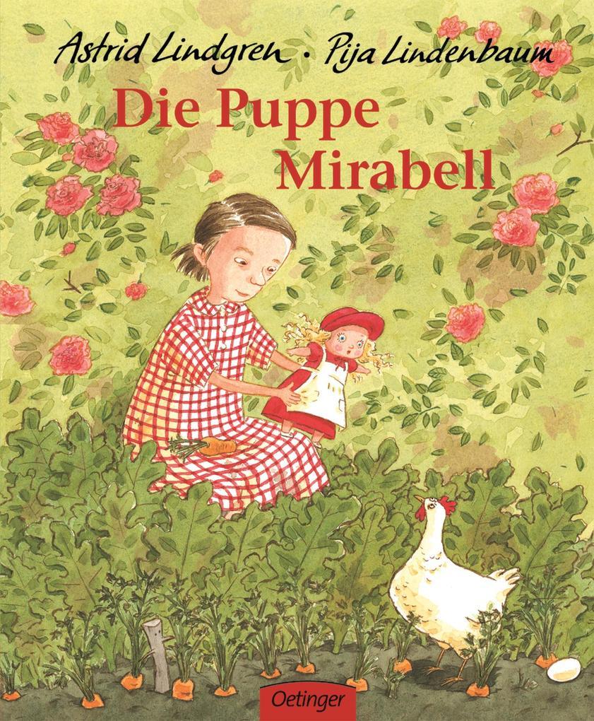 Die Puppe Mirabell als Buch (gebunden)