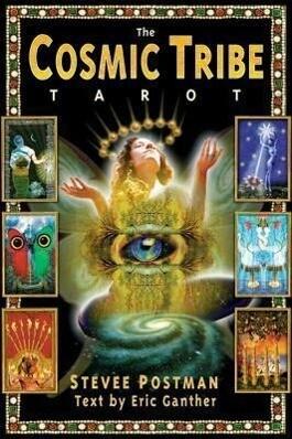 Cosmic Tribe Tarot als Buch