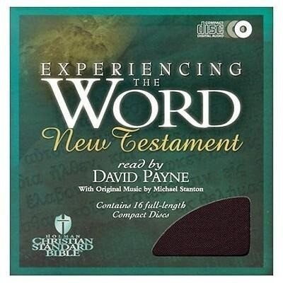 Experiencing the Word New Testament-Hcsb als Hörbuch
