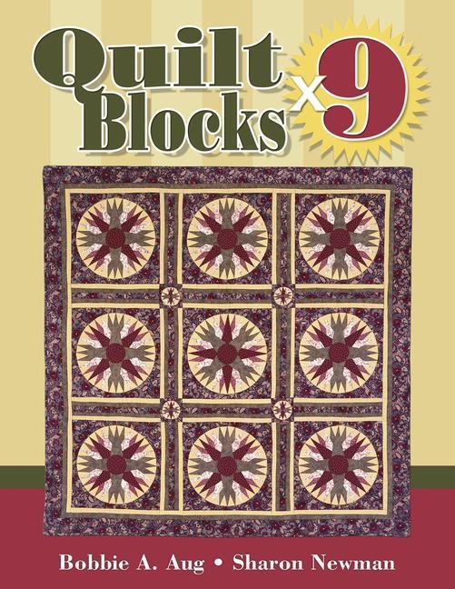 Quilt Blocks x 9 als Taschenbuch