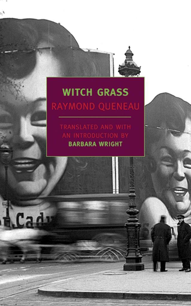 Witch Grass als Taschenbuch