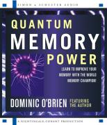 Quantum Memory Power: Learn to Improve Your Memory with the World Memory Champion! als Hörbuch