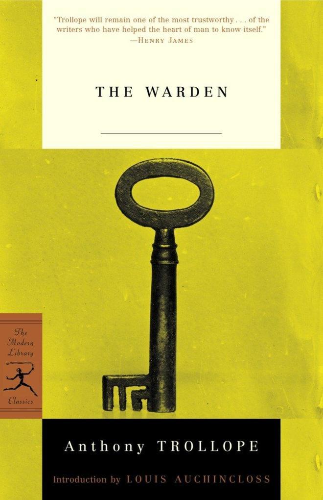 The Warden als Taschenbuch