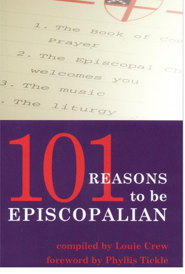 101 Reasons to Be Episcopalian als Taschenbuch