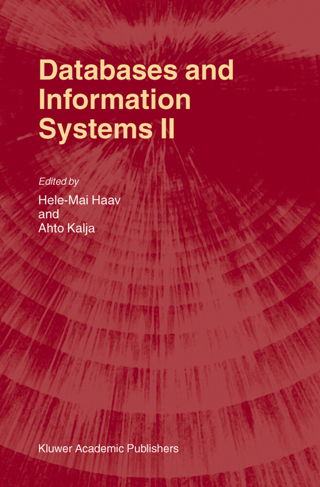 Databases and Information Systems II als Buch