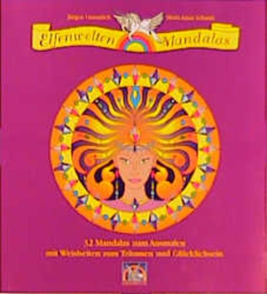 Elfenwelten-Mandalas als Buch