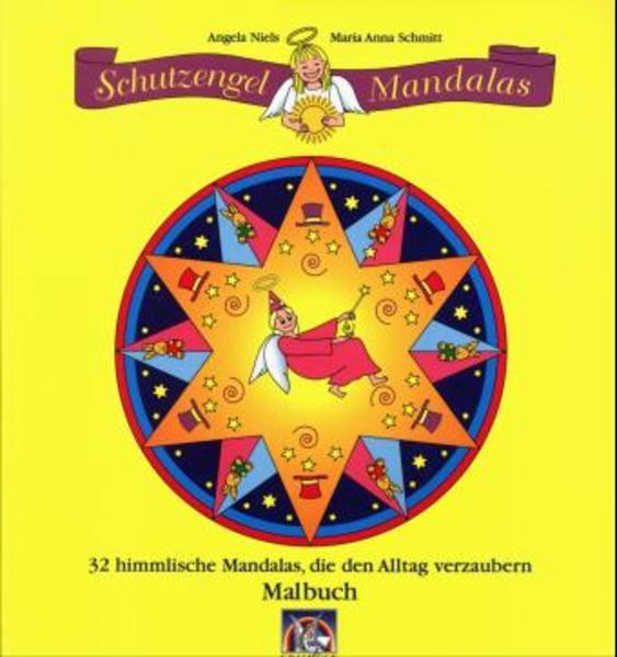 Schutzengel-Mandalas als Buch