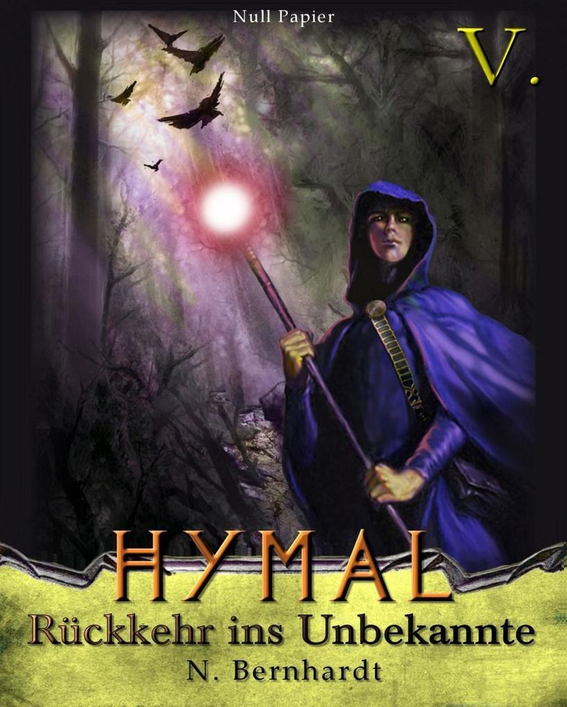 Der Hexer von Hymal, Buch V: Rückkehr ins Unbekannte als eBook