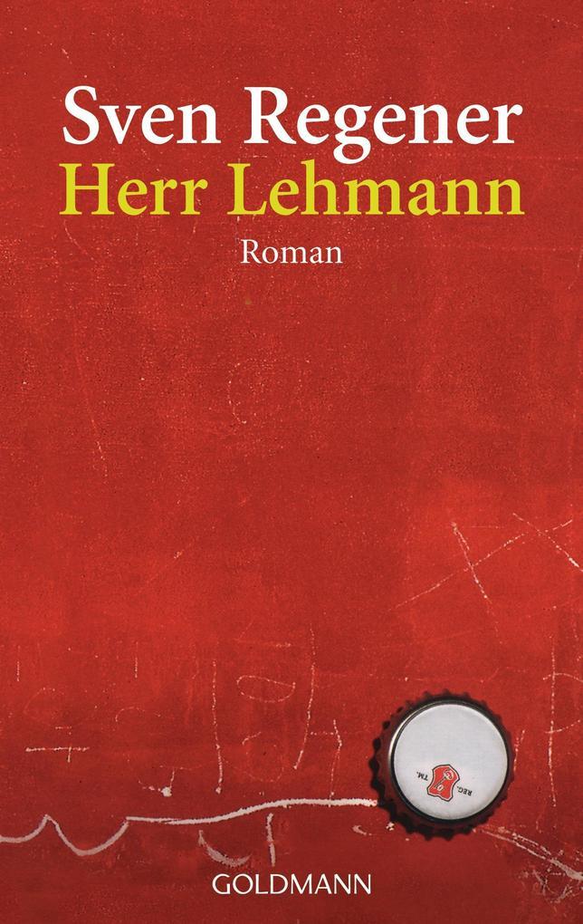 Herr Lehmann als Taschenbuch