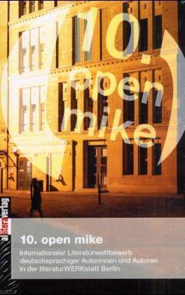 10. open mike als Buch