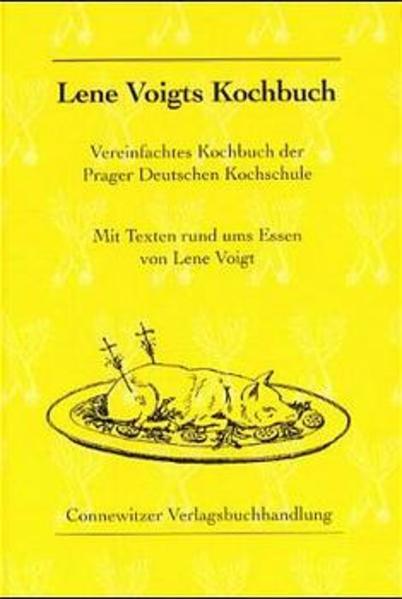 Lene Voigts Kochbuch als Buch
