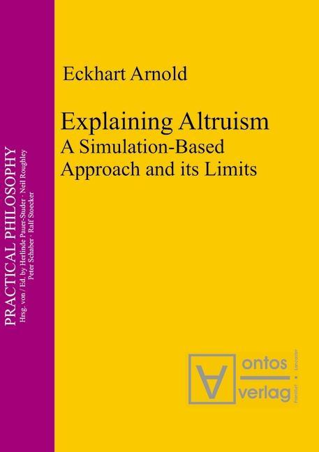 Explaining Altruism als eBook
