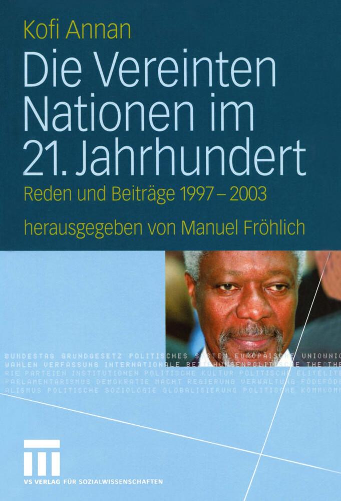 Die Vereinten Nationen im 21. Jahrhundert als Buch