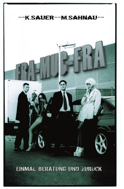FRA-MUC-FRA als Buch