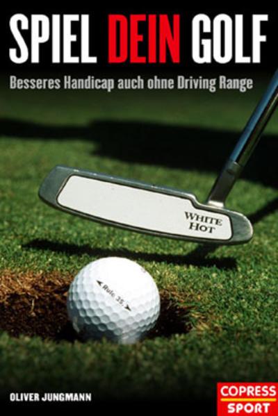 Spiel Dein Golf als Buch