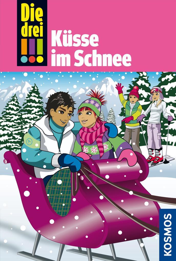 Die drei !!!, 33, Küsse im Schnee (drei Ausrufezeichen) als eBook von Henriette Wich