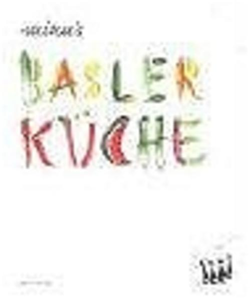 Basler Küche als Buch