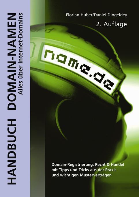 Handbuch Domain-Namen als Buch