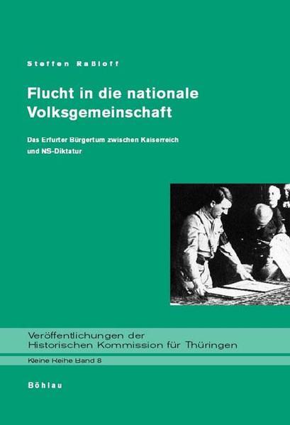 Flucht in die nationale Volksgemeinschaft als Buch