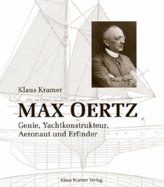 Max Oertz als Buch