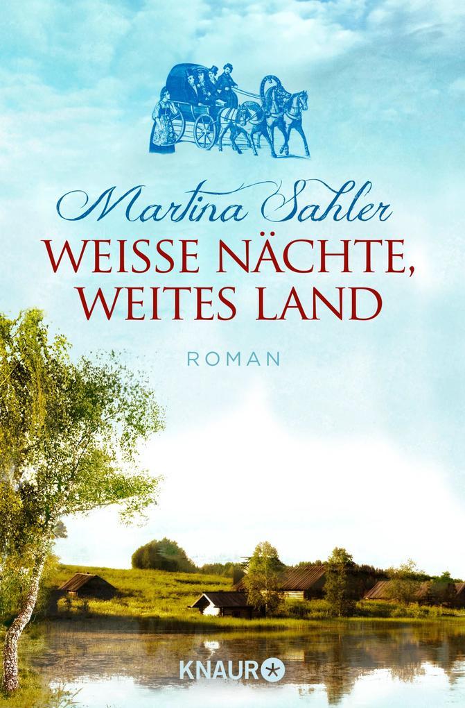 Weiße Nächte, weites Land als eBook