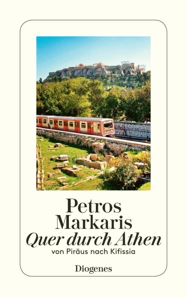 Quer durch Athen als eBook